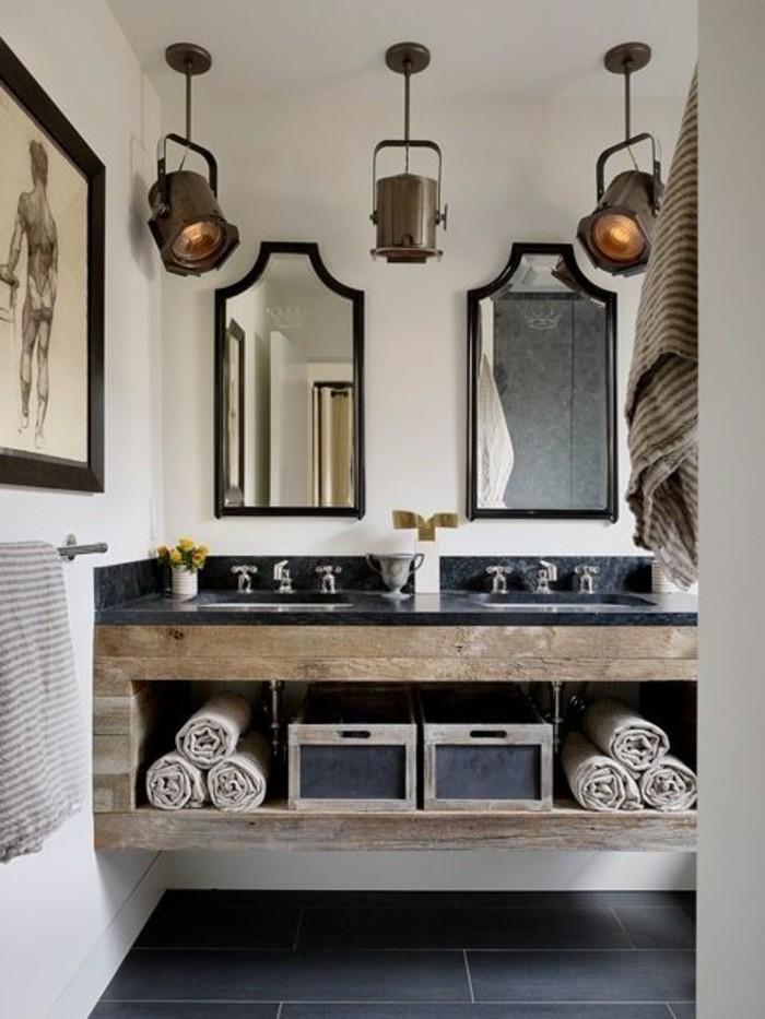 carrelage-effet-beton-salle-de-bain-meuble-vasque-bois