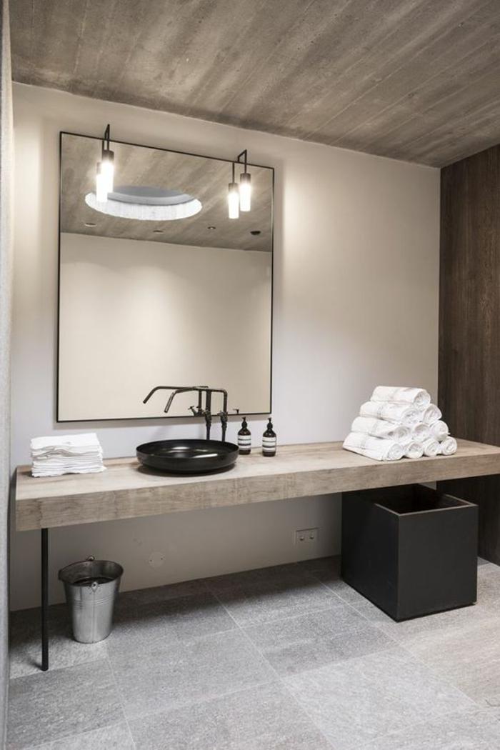 carrelage-effet-beton-vasque-noire-a-poser-sur-meuble-suspendu