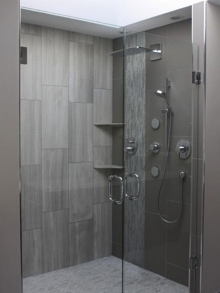 59 salles de bain chic qui vous montrent le beaut du. Black Bedroom Furniture Sets. Home Design Ideas
