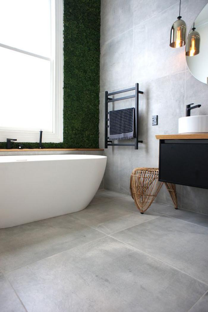 carrelage-gris-revetement-sol-et-murs-carreaux-gris-grand-format