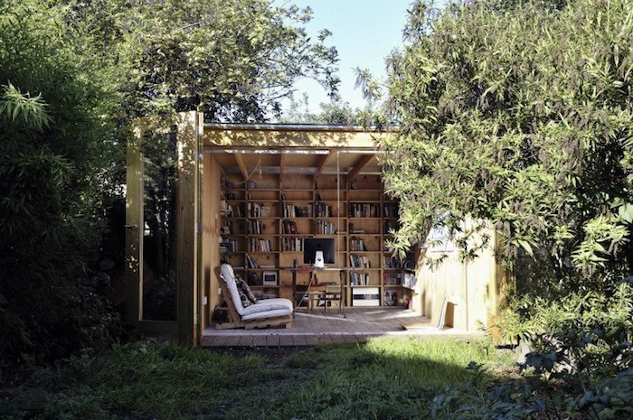 chalet-de-jardin-design-bois-metal-pas-cher-calme