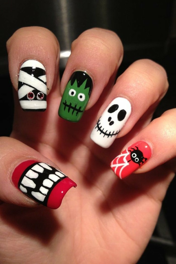 chouette-deco-ongle-gel-dessin-ongle-idees-halloween