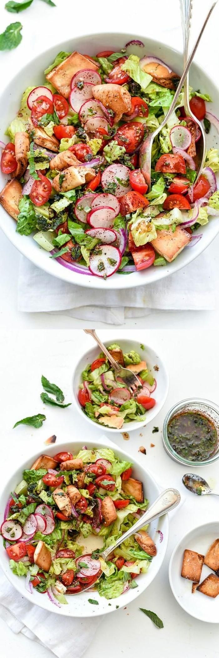 Manger sainement: 5 recettes légères pour préparer des ...