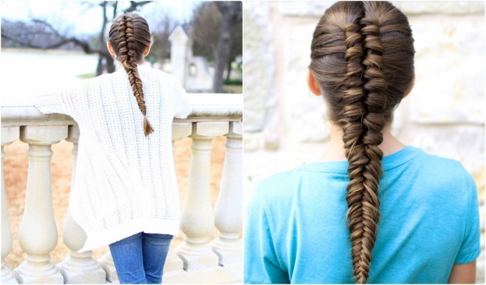 coiffure-avec-tresse-tres-interessante-suggestion-originale-pour-votre-fille