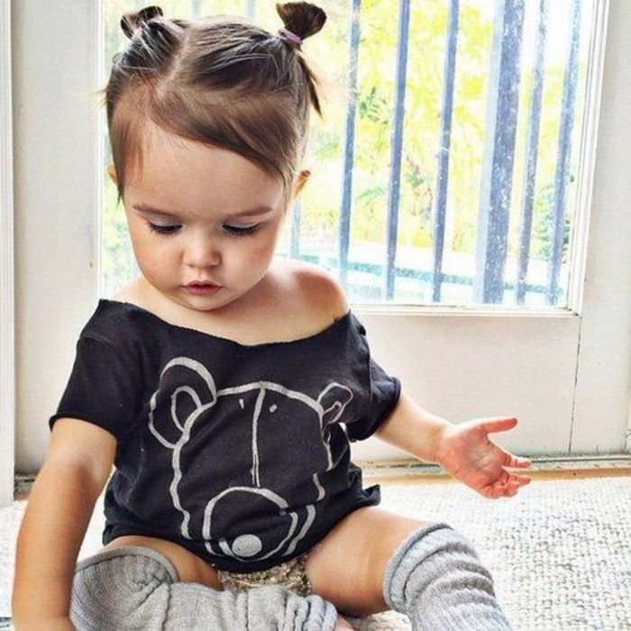 coiffure-bebe-fille-charmante-petits-macarons-idee-geniale