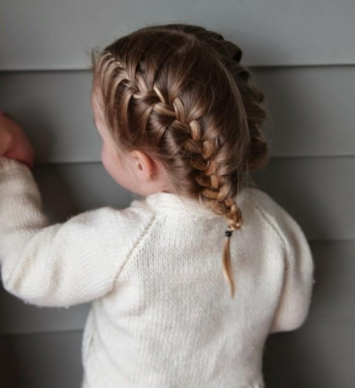 coiffure-bebe-fille-pour-une-fille-aux-cheveux-denses-idee-de-coiffure-avec-tresses