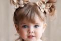 Coiffure bébé fille – 62 idées faciles et trop mignonnes