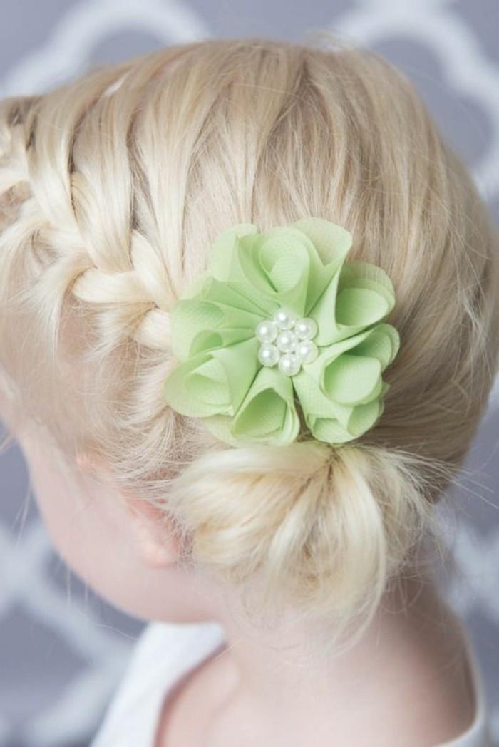 Coiffure demoiselle d honneur cheveux long simple for Coupe de cheveux pour demoiselle d honneur