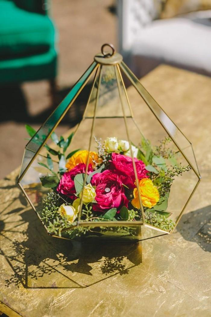 cool-idee-cadeau-petit-vase-originales-idees-deco-salle-mariage-boheme-chic