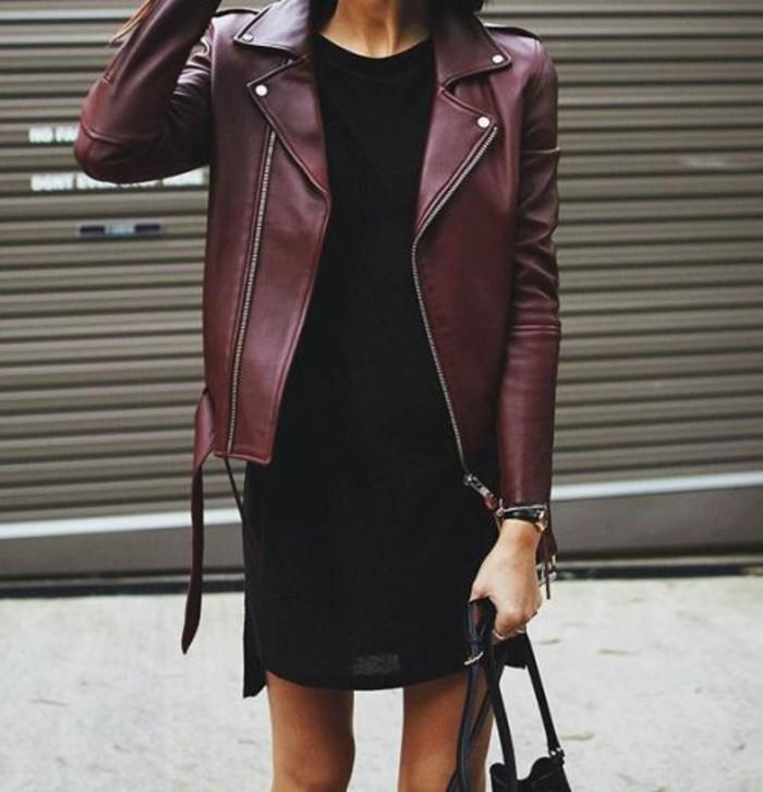 cool-tenue-perfecto-rouge-cuir-veste-perfecto-pour-femme-tendance