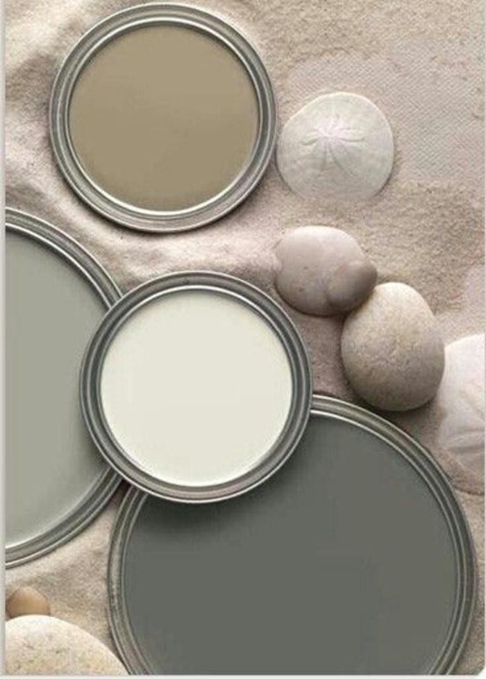 couleur-de-peinture-pour-salon-beige-blanc-gris-fonce