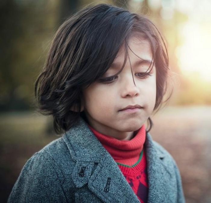 Coupe garçon - 80 superbes idées de coiffure pour les jeunes messieurs