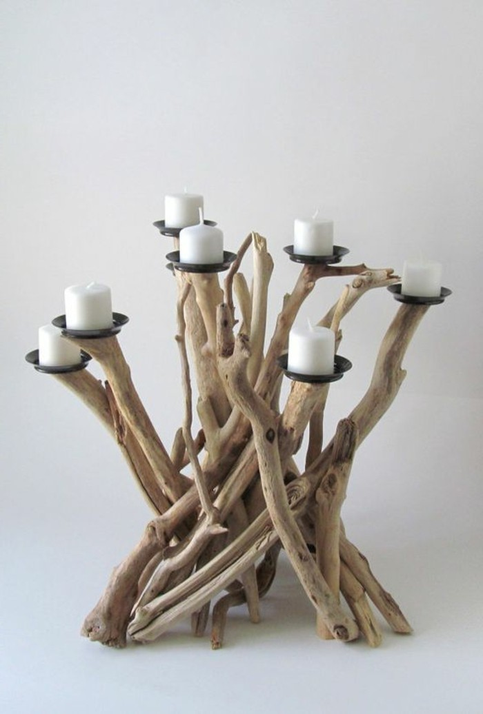 creation-en-bois-flotte-bougies-forme-extraordinaire-figure