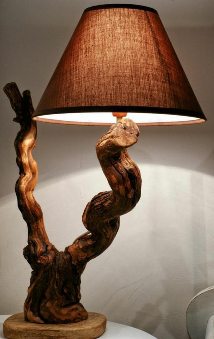 Lampe Bois Flotte Ikea : Un choix bon pour votre d?co ? des tables de b?ches glac?es en