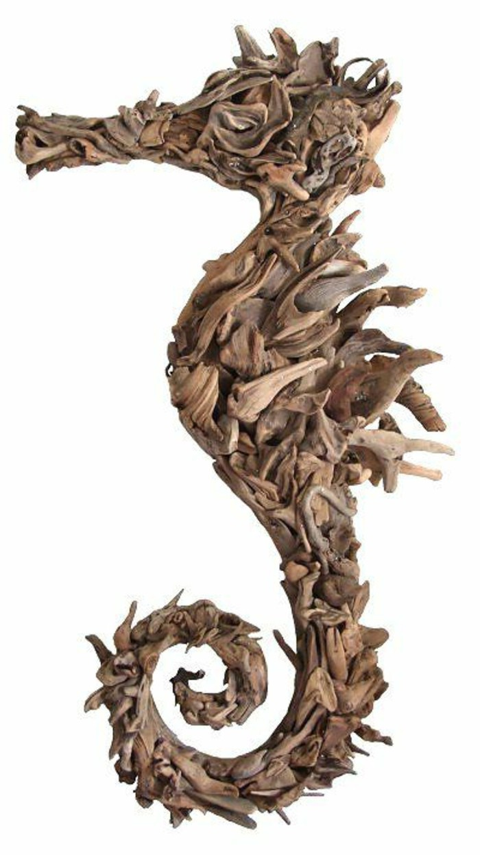 creation-en-bois-flotte-mer-animal-figure-element-detail