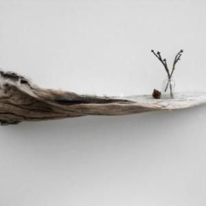 Création en bois flotté et de bûche en 67 photos
