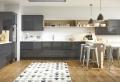 Cuisine gris anthracite – 56 idées pour une cuisine chic et moderne