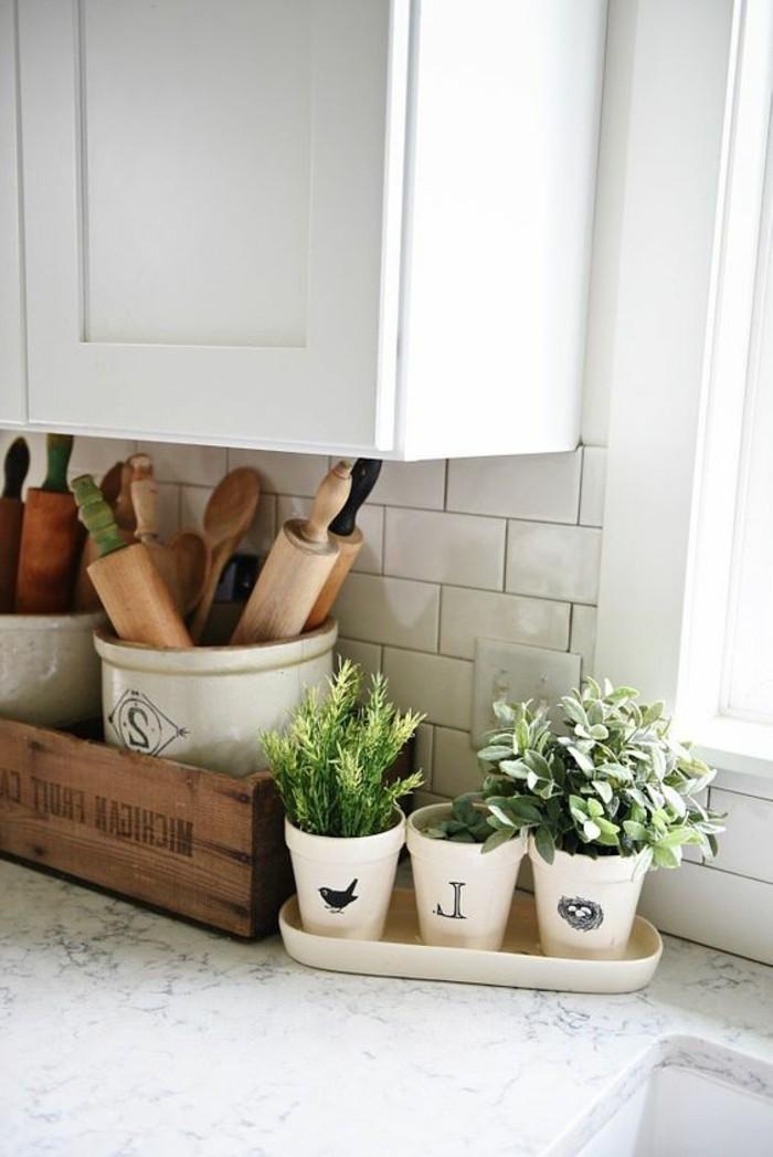 cuisine-equipee-igredients-vert-vase-armoire-blanc