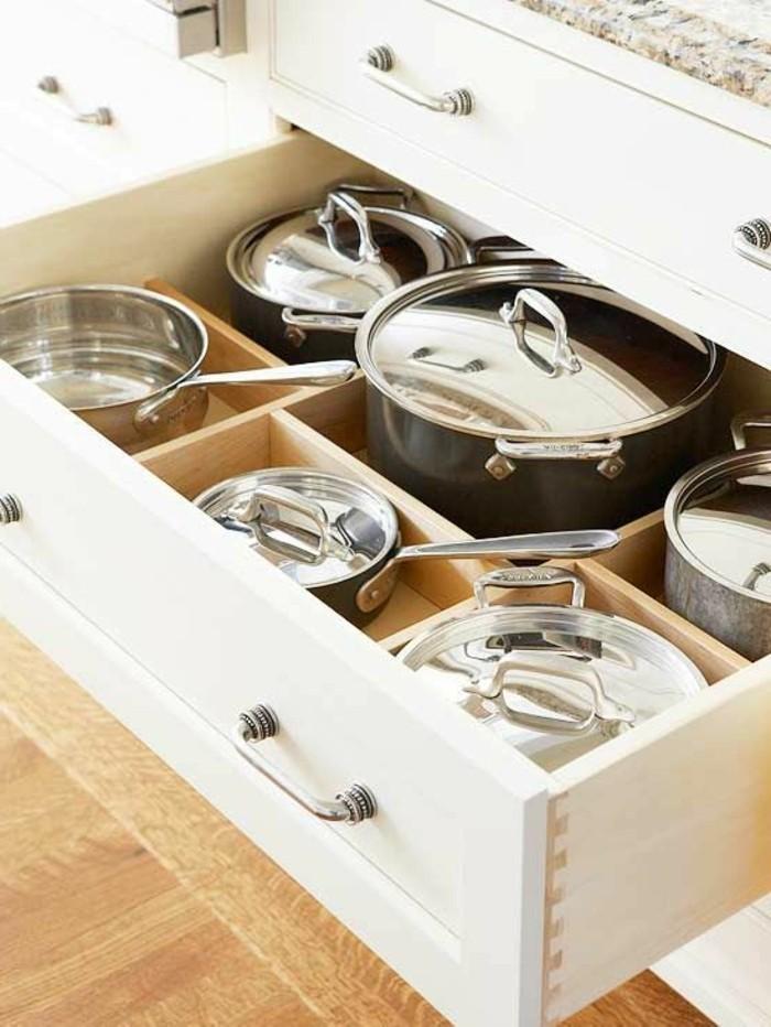 Cuisine equip e 78 propositions merveilleuses pour vous for Placard cuisine blanc