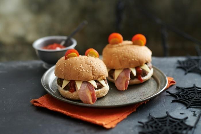 deco-halloween-party-idee-organiser-repas-burger-effrayant