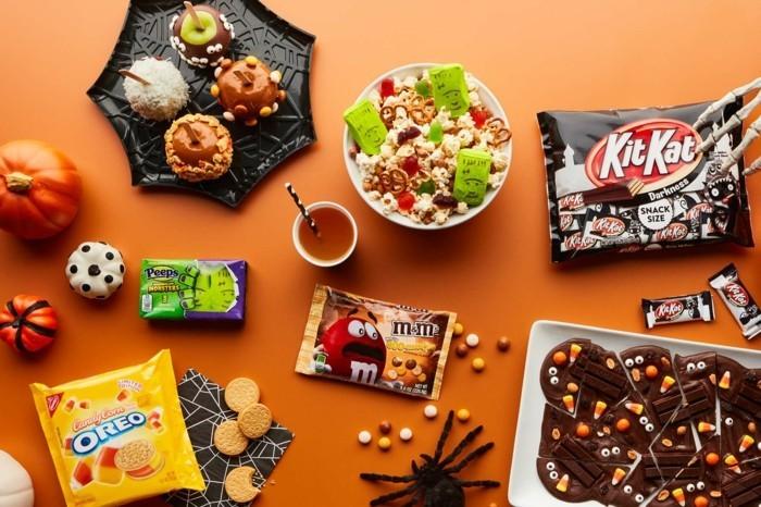 decoration-organiser-une-fete-d-halloween-des-gateaux
