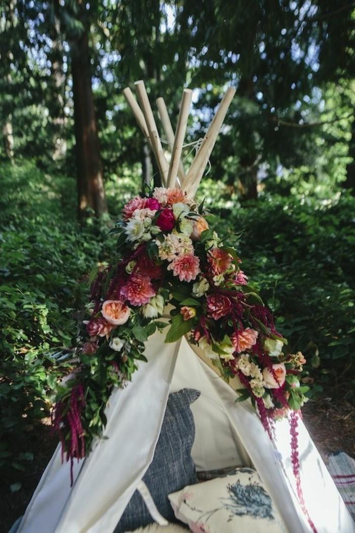 Idees Decoration Mariage Plage : Idées pour la déco de votre mariage bohème chic