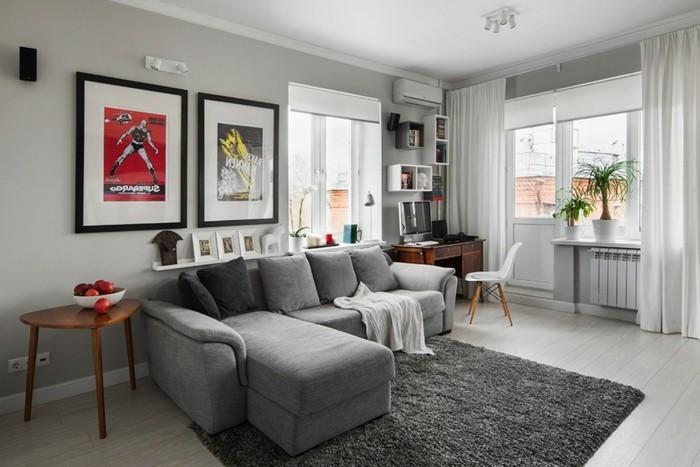 deco-salon-gris-avec-quelques-touches-de-blanc-et-de-couleurs-plus-vives-amenagement-salon-tres-cosy