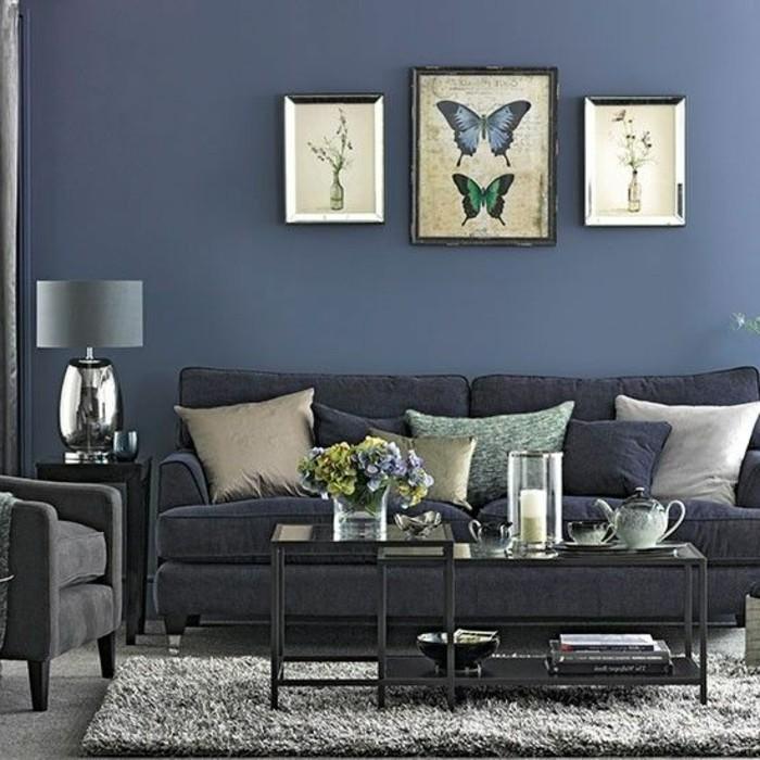 deco-salon-moderne-couelur-grise-et-bleu-denim-pour-un-inteiruer-chic-et-contemporain