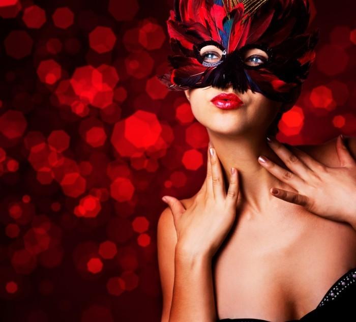 deguisement-masque-venitien-robe-de-bal-couleur-rouge