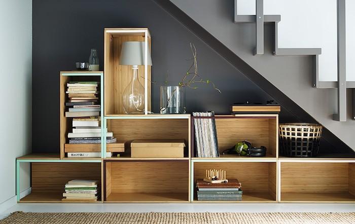 etagere-escalier-ikea