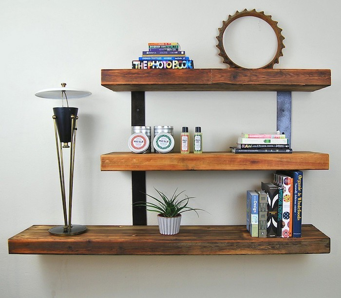 etagere-en-bois-brut-murale-simple-vintage-meuble-bibliotheque
