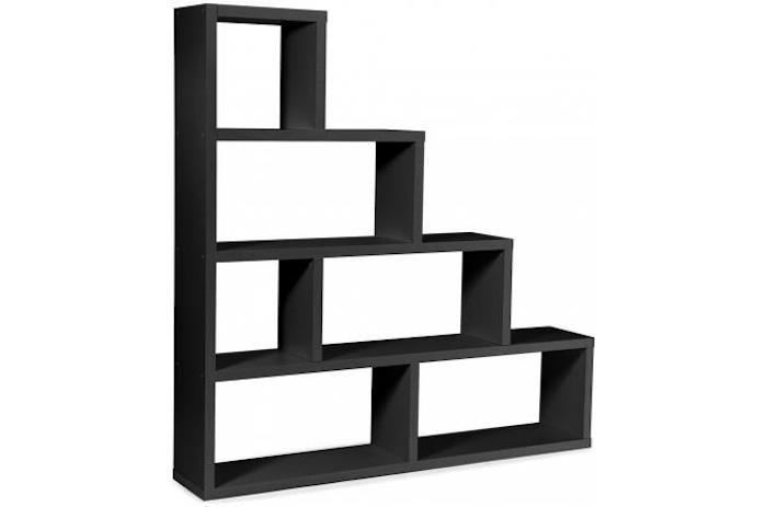 etagere-escalier-6-compartiments-stairway-noir-design