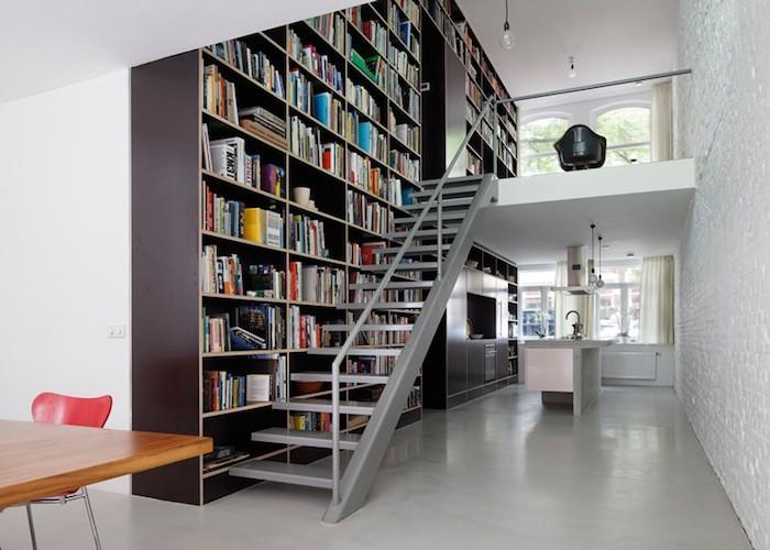 etagere-escalier-grande-bibliotheque-avec-echelle