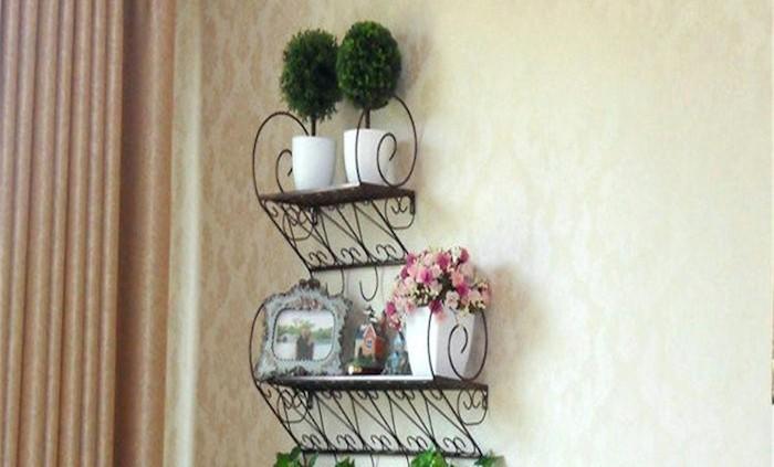 etagere-plante-murale-meuble-fer-deco