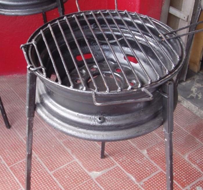 Fabriquer un barbecue 40 id es diy pour l 39 t prochain - Comment faire prendre un barbecue ...