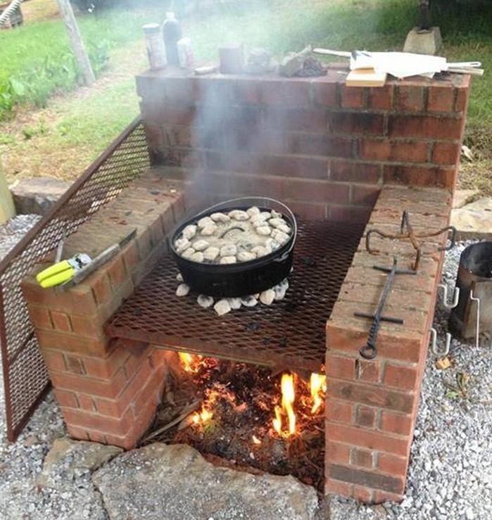 fabriquer-un-barbecue-en-briques-refractaires