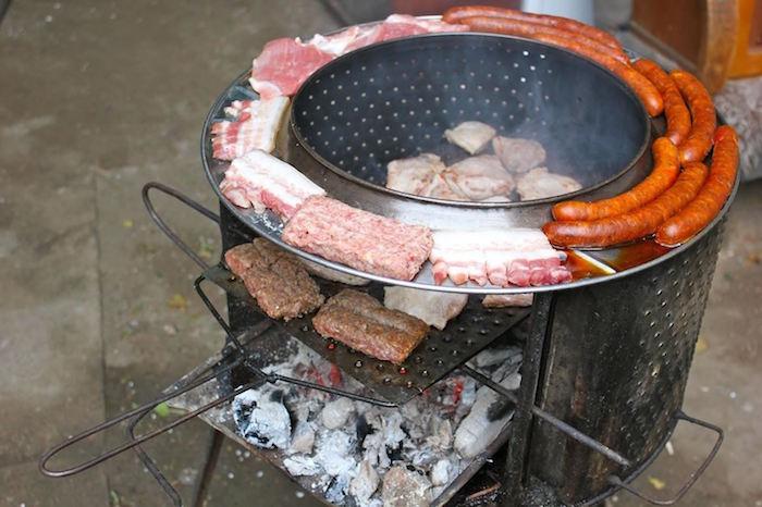 √ Barbecue Avec Tambour De Machine A Laver