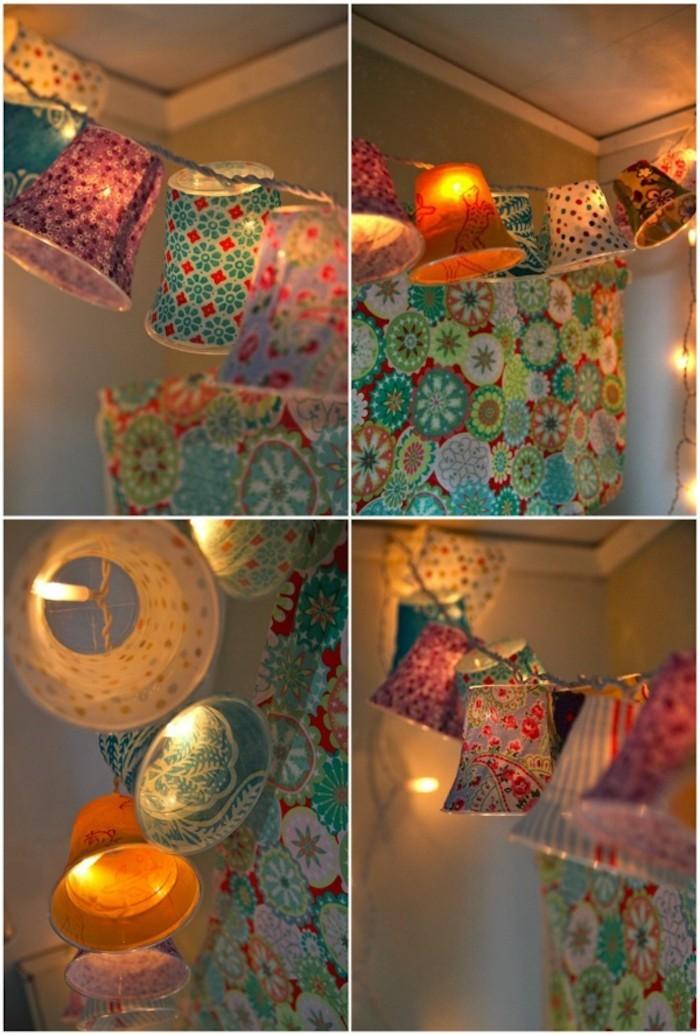 fabriquer-une-lampe-guirlande-lampions-gobelets-plastique