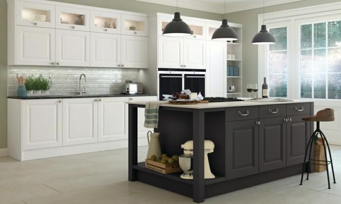 facade-cuisine-blanche-ilot-de-cuisine-couleur-anthracite-cuisine-trop-stylee