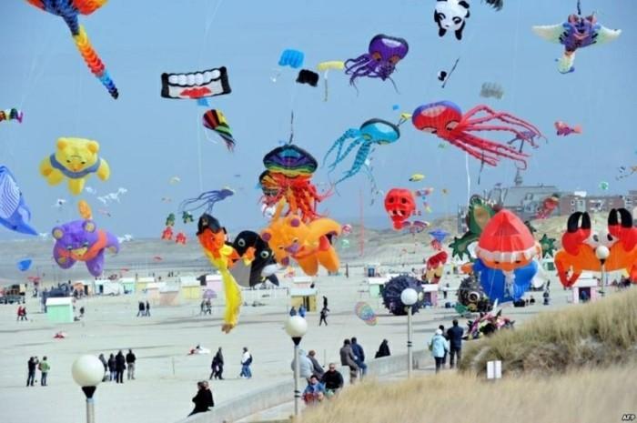 festival-des-cerfs-volants-une-belle-vue-cerf-volants-geants-modeles-sophistiques-multicolores-fabriquer-cerf-volant