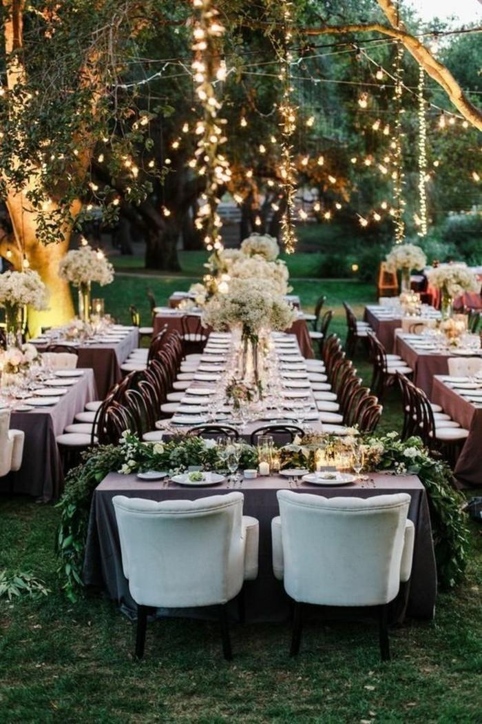 84 idées pour la déco de votre mariage bohème chic - Archzine.fr