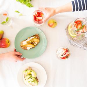 Manger sainement: 5 recettes légères pour préparer des repas simples et rapides