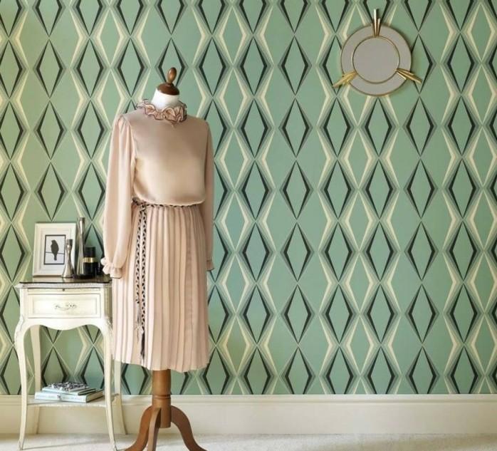 formidable-suggestion-papier-peint-tendance-tapisserie-a-dessin-graphique-charmant-style-vintage