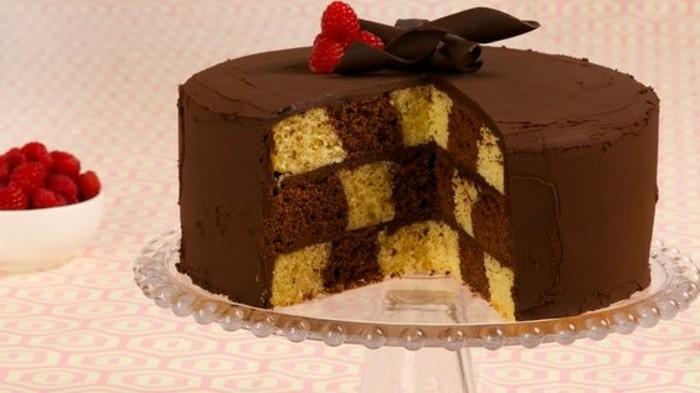 gateau-damier-gateau-citron-et-chocolat-gateaux-originaux