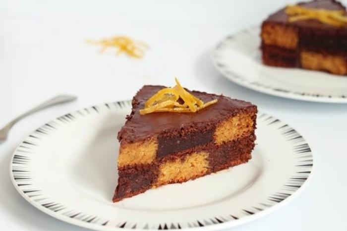 gateau-damier-gateau-citron-et-chocolat-patisseries-originales