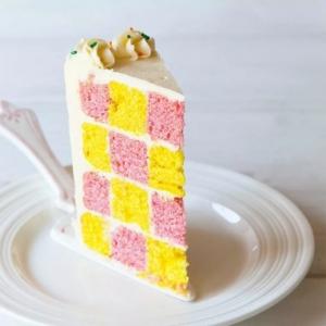 Le gâteau damier en 49 photos et quelques vidéos utiles