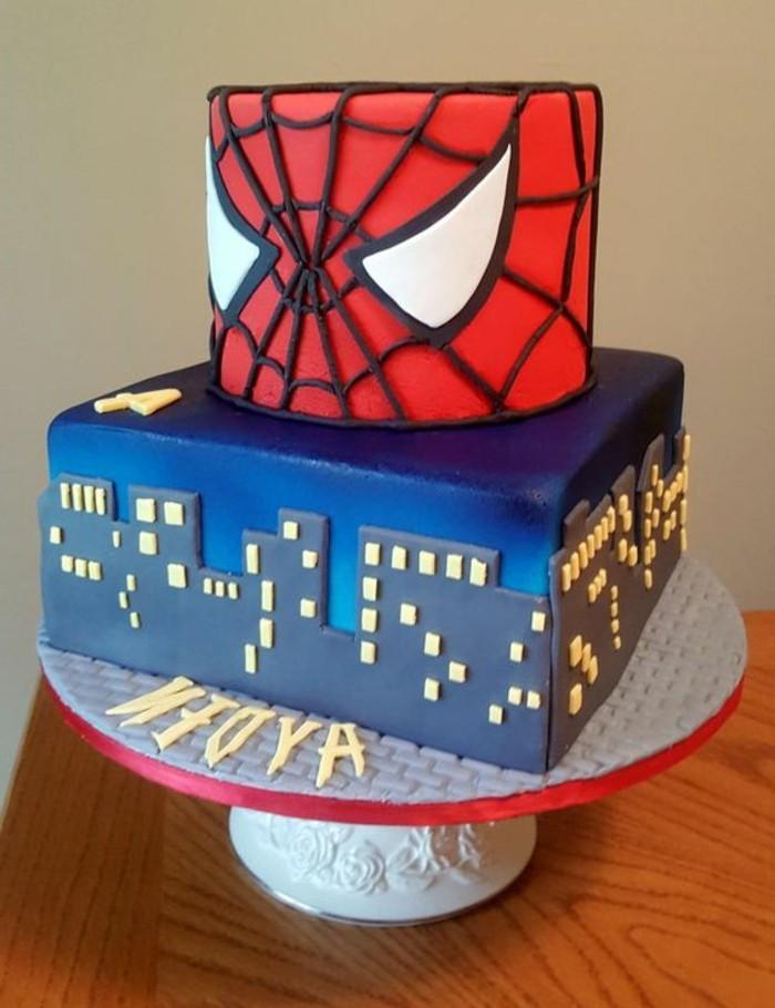 gateau-spiderman-gateau-anniversaire-garcon