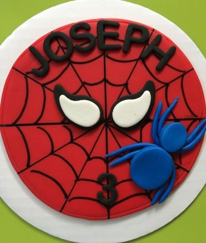 gateau-spiderman-gateaux-design-idees-gateaux-originaux