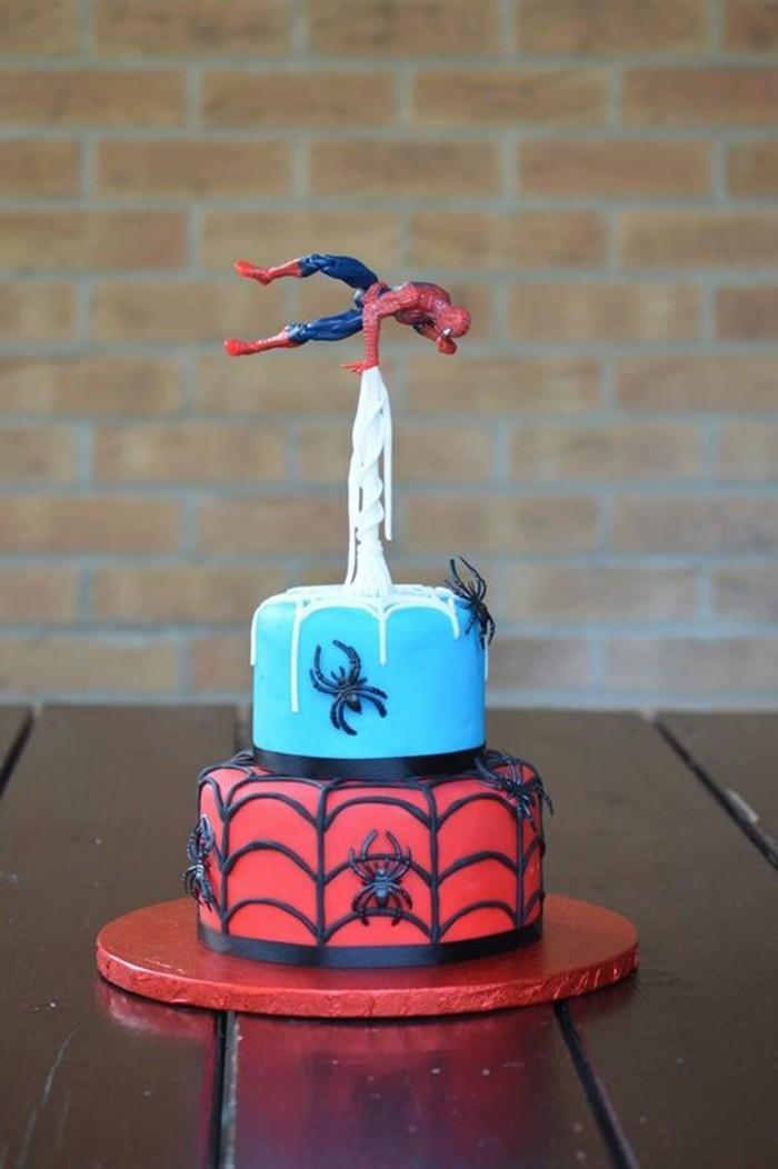dcouvrez le gteau spiderman avec nos 76 photos et plusieurs conseils utiles - Gateau Super Heros