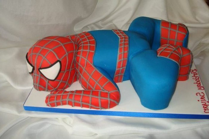 gateau-spiderman-lhomme-araignee-pour-les-tout-petits